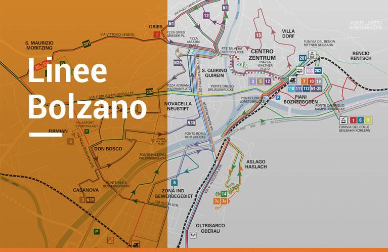 Linee Bolzano